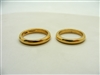 Tiffany & Co Yellow Gold Wedding Bands