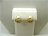 Marbel Pearl Earrings