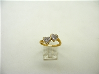 Two Heart Ring