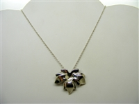 "Tiffany & Co ""Maple Leaf"" Pendant"