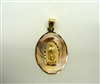"Virgin Mary ""Guadolupe""  Pendant"