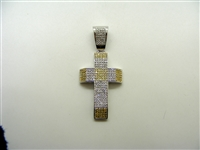 Cuban Zircon Cross