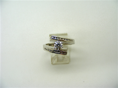 1.05 Carats Engagement Ring