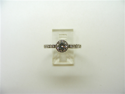 75 Points Engagement Ring