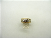 Vintage Designed Gold Ring