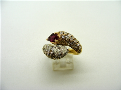 Thailand Ruby Ring
