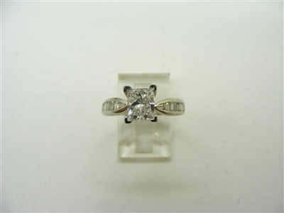 1.32 Carats Engagement Ring