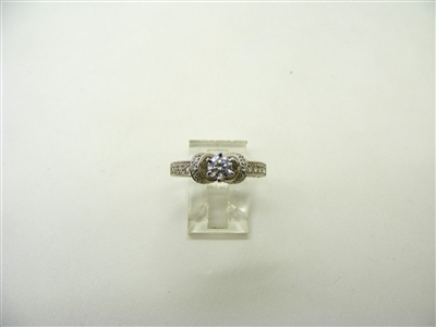 80 Points Engagement Ring