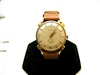 Bulova L1 Gold wristwatch