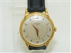 Vintage Longines 18k Yellow Gold Watch