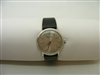 Lucien Piccard 14k White Gold Diamond Dial Watch