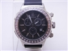 Richard & Co Stainless Steel Watch with Diamonds