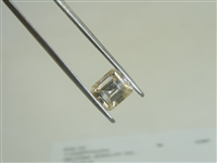 Beautiful Emerald Cut Diamond