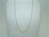 18k yellow gold Tiffany & co Chain