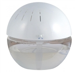 Mini Max MM-WT-DM-K Mini-Max White Dome with LED Light & 2 Oz. Fragrance