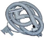 Hoover SteamVac Hose Assembly Gray  305420002