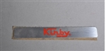 Kirby Label For Belt Lifter Gray 1HD | 146381A