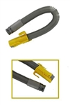 DYSON REPLACEMENT  STEEL HOSE YELLOW DC14