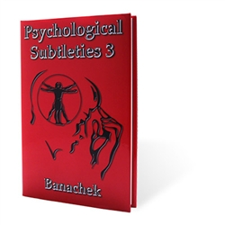 Psychological Subtleties 3