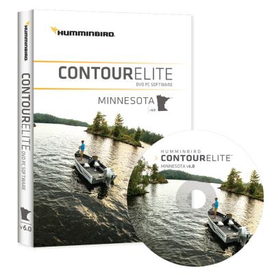 Humminbird Contour Elite - Minnesota - Version 6