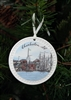 Harbor Side Ceramic Ornament