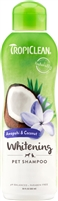 Tropiclean White Coat Shampoo 20.oz