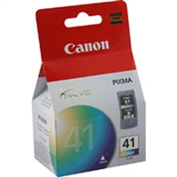 Canon 0617B002 (CL41) OEM High Yield Color Ink Cartridge