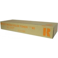Ricoh 885318 (Type M1) OEM Yellow Toner Cartridge