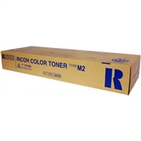 Ricoh 885320 (Type M1) OEM Cyan Toner Cartridge