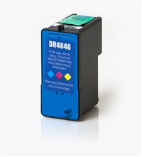 Dell M4646 Remanufactured Color Ink Cartridge