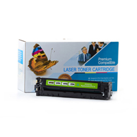 HP CF211A (HP 131A) Compatible Cyan Laser Toner Cartridge