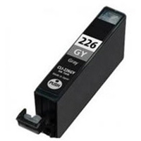 Canon CLI-226GY Compatible Gray Ink Cartridge