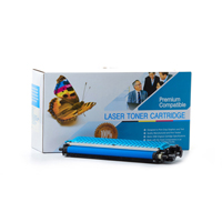 Compatible Cyan Brother TN210 Toner Cartridge