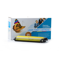 Compatible Yellow Brother TN210 Toner Cartridge