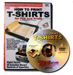 How To Print T-Shirts For Fun And Profit - DVD