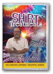 Shirt Treatments featuring Charlie Taublieb