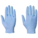 Nitrile Examination Gloves; Powder Free; ALL SIZES (100/box)