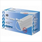 Ear Loop Face Masks (50 per box)