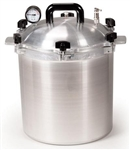 All American 1925X Non-Electric 25 QT Sterilizer