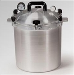 ALL AMERICAN MODEL #925 25 QT. PRESSURE/COOKER