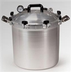 All American Model #941 41.5 QT. Pressure/Cooker