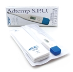 ADC Adtemp 412 Digital Thermometer SPU Kit, Oral