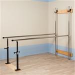 Clinton Wall Mounted Folding Parallel Bars