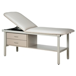 Clinton Industries Alpha Series Treatment Table with Drawers