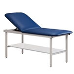 Clinton Industries Alpha Series Treatment Table with Shelf