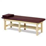 Clinton Industries Bariatric Low Height Treatment Table