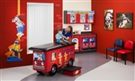 Clinton Engine K-9 Complete Pediatric Exam Room Package