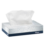 Kleenex Facial Tissue, Flat Box