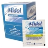 Midol 2/ct Single Dose Pouches (Box of 25 packets)