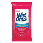 Wet Ones Antibacterial Wipes, Travel size